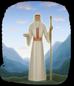Белобог.1 Славянские боги