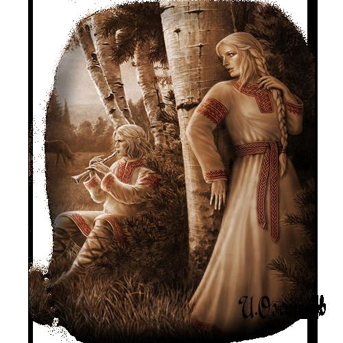 Богиня Леля