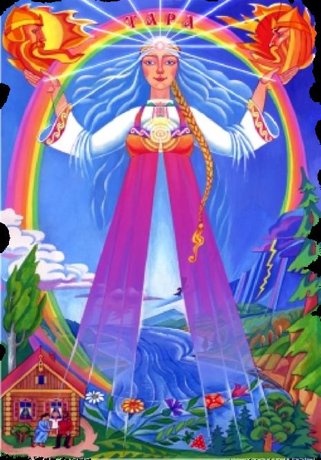 Богиня тара у славян