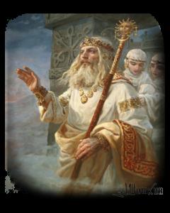 Бог РОД славянские боги-1