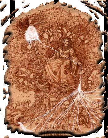 Макошь богиня Славянская Славян