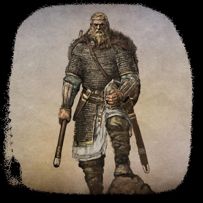 Мужские обереги. Славянский воин
