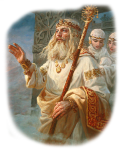 Бог Род. Славянские обереги.