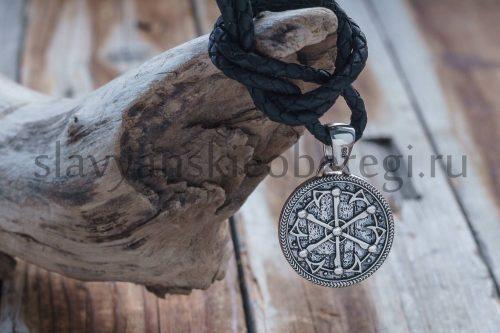 Громовик Славянский оберег из серебра. Мастерская ярило. (2)