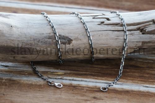 Цепь серебряная для кулонов и других изделий из серебра (1)