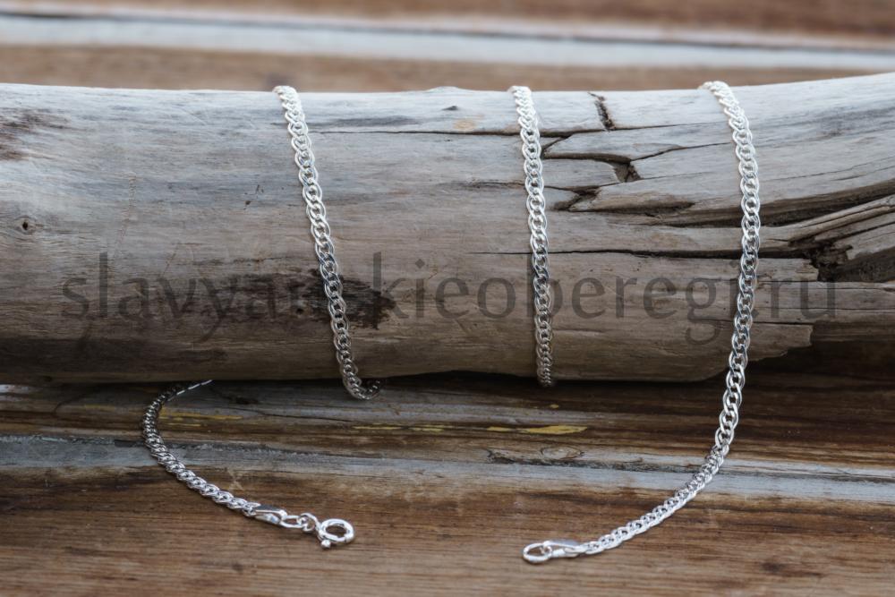 Цепь серебряная для кулонов и других изделий из серебра (2)