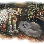 День домового 10 Февраля славянский праздник День Кудесы или Велесечи