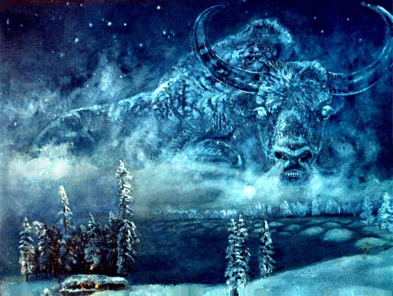 Одним из важных и значимых зимних славянских праздников было 6 января –праздник Турицы или же, как его еще называли праздник Яр-Тура