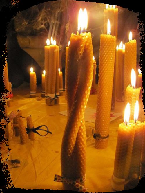 Сретение (Громница) 15 Февраля Славянские праздники.....громничная свеча