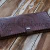 Славянские обереги Древо жизни кожаный кошелек натуральная