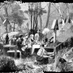 Одним из важных весенних славянских народных праздников считалась Родоница или, как ее еще называли, Радуница..
