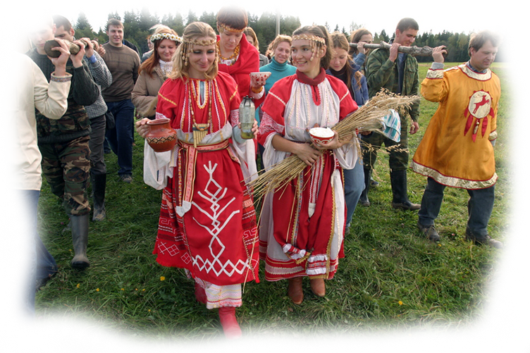 Осинины – это настоящее торжество в честь собранного урожая и окончания тяжелого периода в жизни каждого земледельца