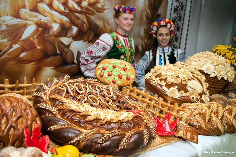 7 августа – праздник Хлебного Урожая. Очень богатый урожай