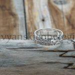 Кольцо Свадебное с оберегом (Свадебник)