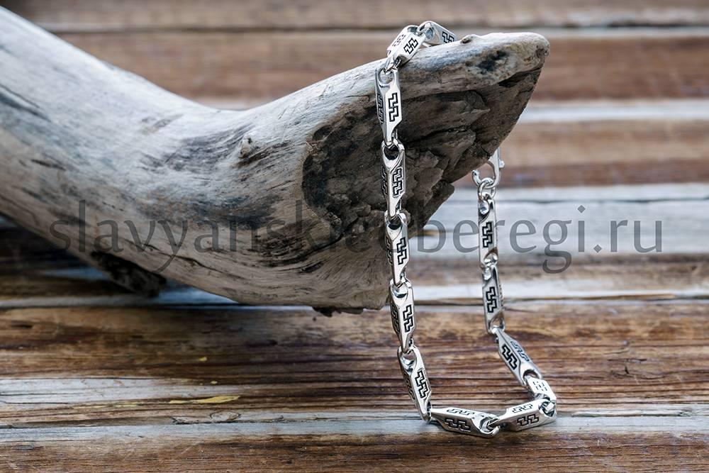 Браслет Перун Серебро 925 пробы (2)
