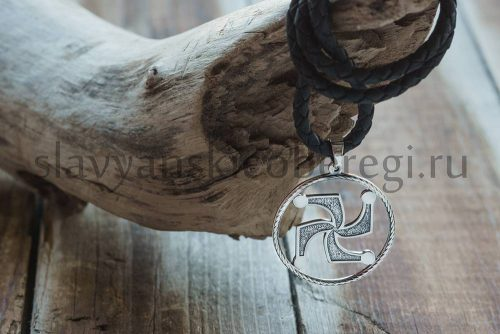 Символ Рода. Серебро 925 пробы. (1)