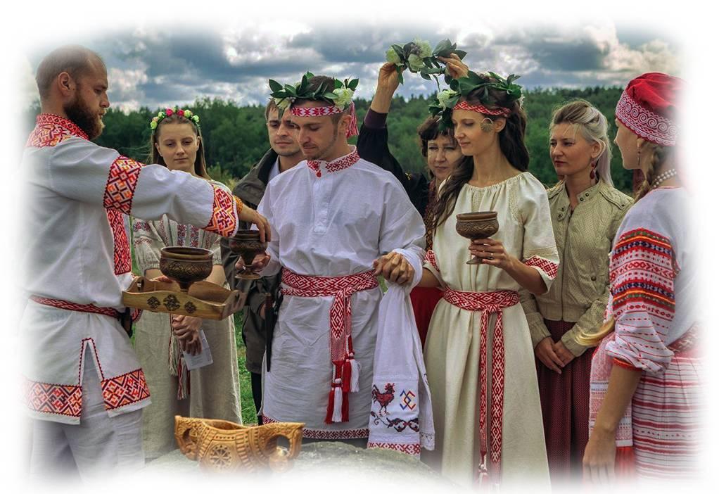 Славянские обряды и их традиции. Мастерская Ярило (3)
