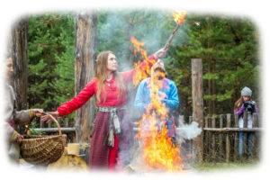 Славянские обряды. радение славян (2)