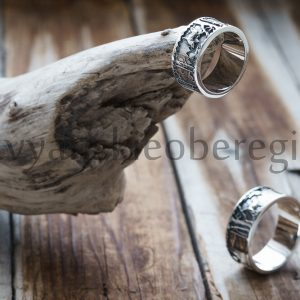 """Кольцо """"Волк"""". Серебро 925. Размеры 16, 17, 18, 19, 20, 21, 22, 23. Высота 9.5 мм. Вес 8.2-11 гр, зависит от размера. Цена: 2400р"""