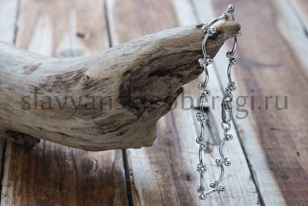 """Браслет """"Макошь"""" Серебро 925 пробы. Средний вес 7-10 гр, зависит от размера. Длина 17, 19, 20, 21, 22 см. Цена 2500р."""