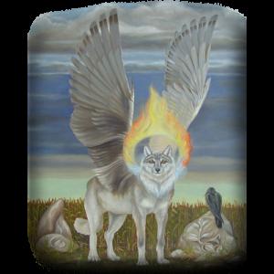 Бог Семаргл (симаргл)1