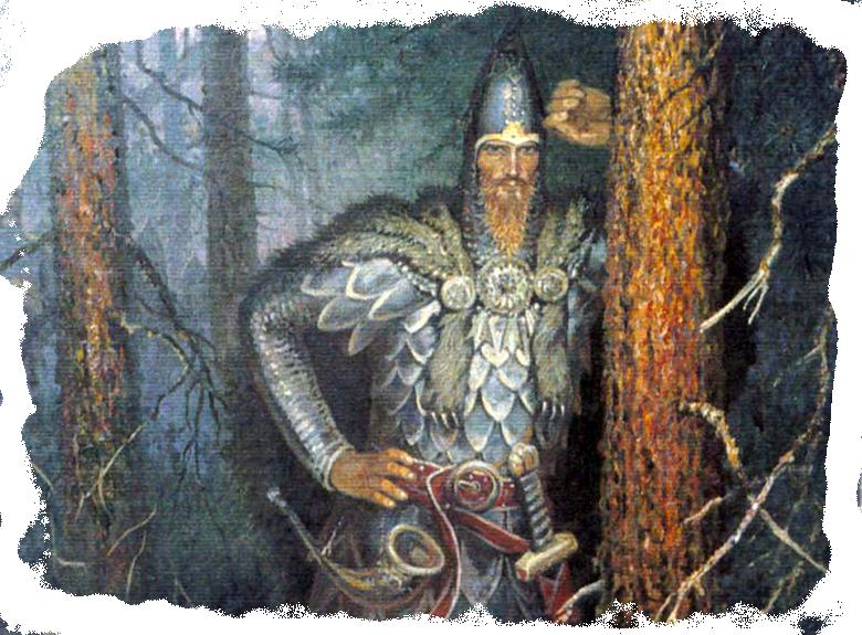 Волх славянский бог