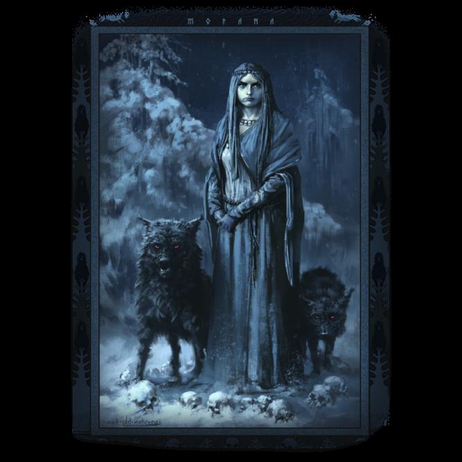 Морена (Мара) Богиня Для статьи1