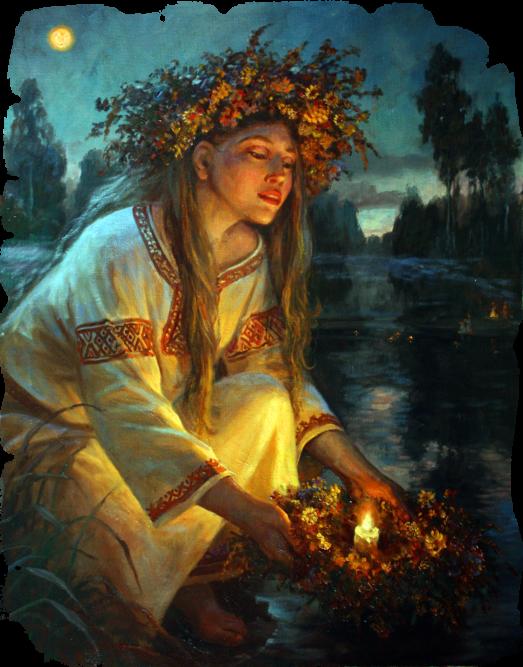 Славянская богиня Кострова славянские боги