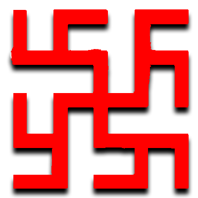Знак цветок папоротника