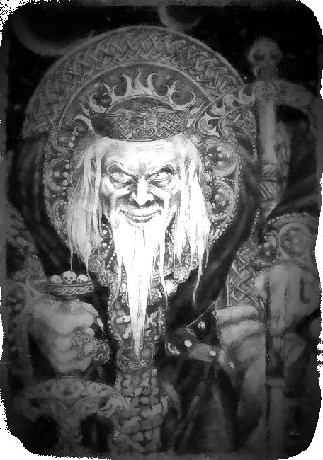 кощей или кащей славянский бог славянская мифология.