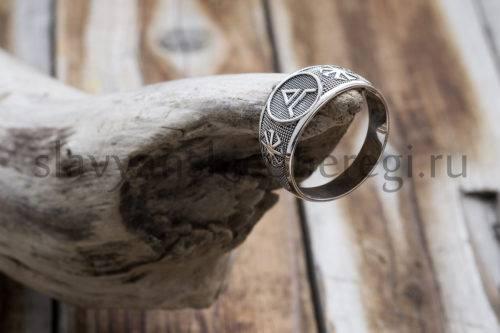Оберег Велеса перстень (1)