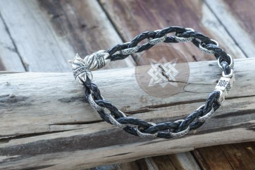 Звезда Руси оберег браслет купить оберег из серебра славянский