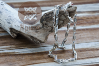 Цепь из серебра «Перун»