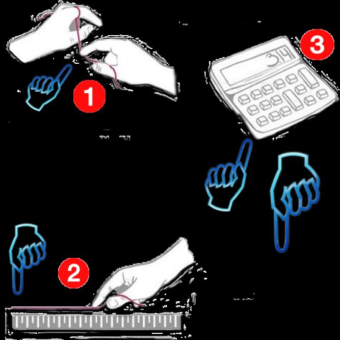 Как определить размер кольца в домашних условиях - Фрея