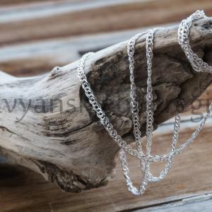 Цепь серебряная для кулонов и других изделий из серебра (5)