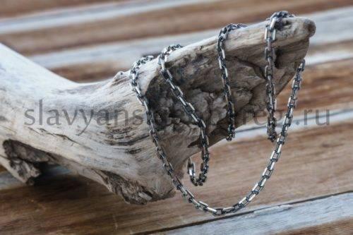 Цепь якорь, Цепь-серебрянная-для-кулонов-и-других-изделий-из-серебра-1-1024