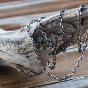 Цепь серебряная для кулонов и других изделий из серебра (6)