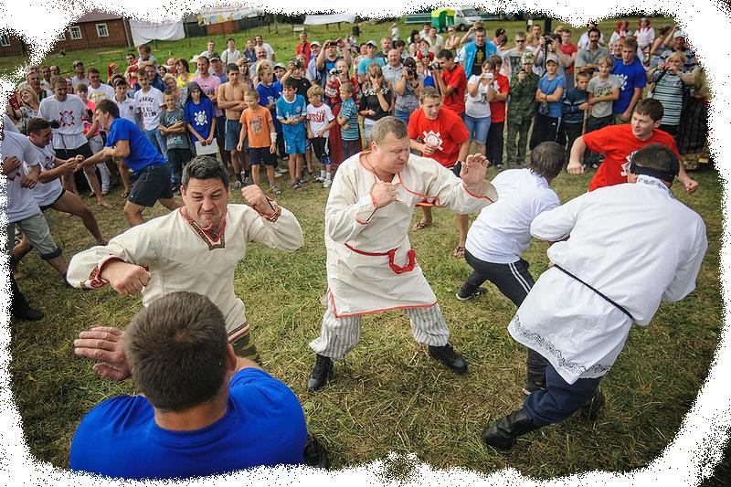 Как проводилось празднование Масленицы древними славянами 1