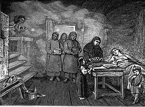 Одним из наиважнейших праздников по славянскому календарю было 8 января
