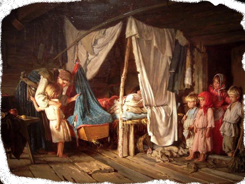 наиважнейших праздников по славянскому календарю было 8 января (26 декабря по старому стилю) – праздник Бабьих Каш.