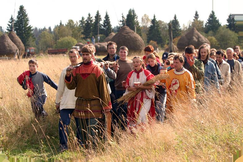 Осинины – это настоящее торжество в честь собранного урожая и окончания тяжелого периода в жизни каждого земледельца.