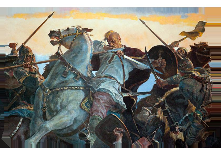 3-июля-–-День-памяти-Великого-Святослава-языческий-Князь.-Эпизод-из-одной-великой-битвы-князя