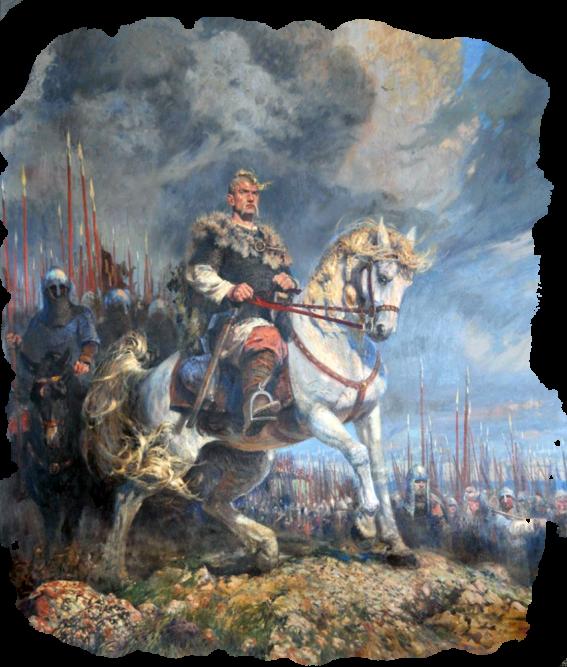 3 июля – День памяти Великого Святослава языческий Князь