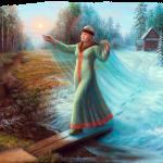 славянский праздник покрова, встречи осени и зимы